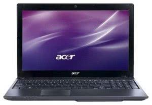 Ноутбук Acer ASPIRE 5750Z-B962G50Mnkk