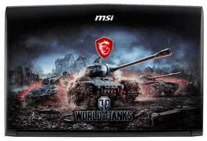 Ноутбук MSI GP62 WOT Edition 8RC