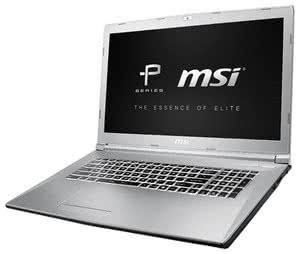 Ноутбук MSI PE72 7RE
