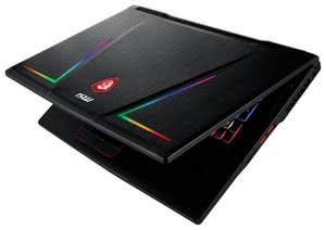 Ноутбук MSI GE73 8RF Raider RGB