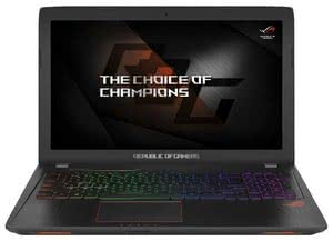 Ноутбук ASUS ROG GL553VD