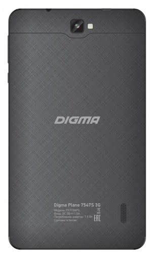 Планшет Digma Plane 7547S 3G