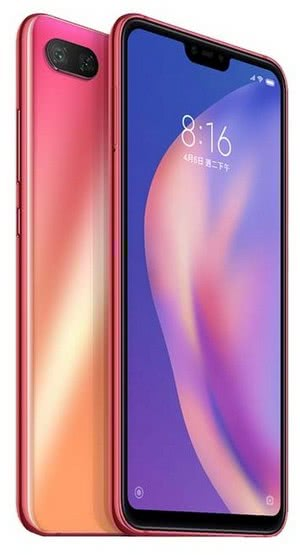 Смартфон Xiaomi Mi8 Lite 6/64GB