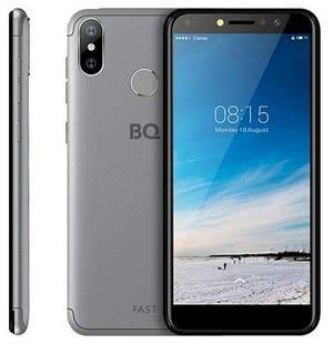 Смартфон BQ 5515L Fast