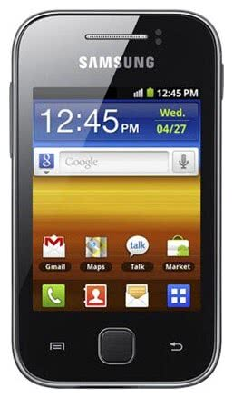 Смартфон Samsung Galaxy Y GT-S5360