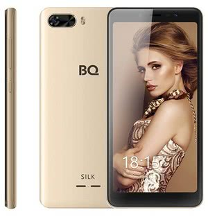Смартфон BQ 5520L Silk