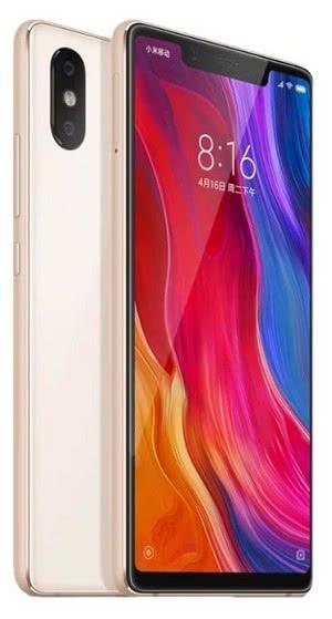 Смартфон Xiaomi Mi8 SE 4/64GB
