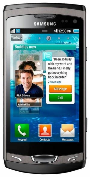 Смартфон Samsung Wave II GT-S8530