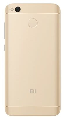 Смартфон Xiaomi Redmi 4X 32GB