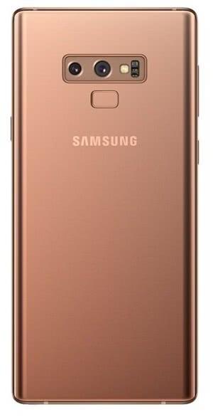 Смартфон Samsung Galaxy Note 9 128GB