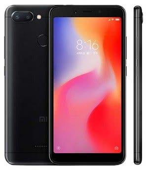 Смартфон Xiaomi Redmi 6 4/64GB