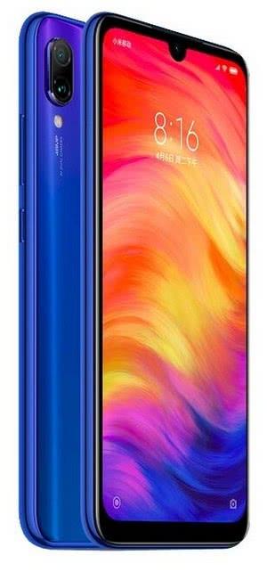 Смартфон Redmi Note 7 6/64GB