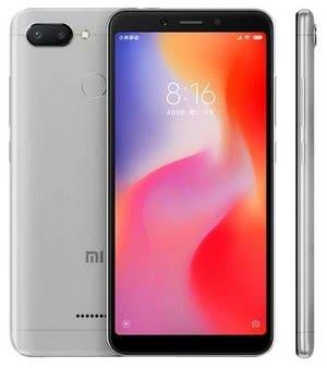 Смартфон Xiaomi Redmi 6 3/32GB