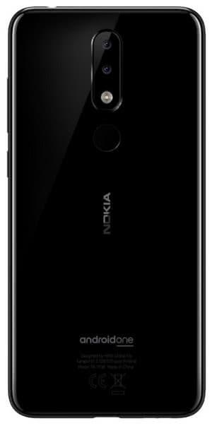 Смартфон Nokia 5.1 Plus
