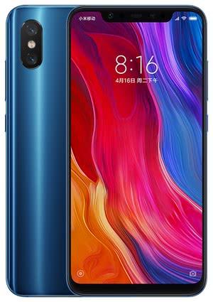 Смартфон Xiaomi Mi8 6/128GB
