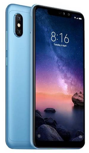 Смартфон Xiaomi Redmi Note 6 Pro 4/64GB