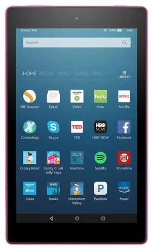 Планшет Amazon Kindle Fire HD 8 (2016) 16Gb