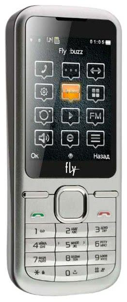 Телефон Fly DS123
