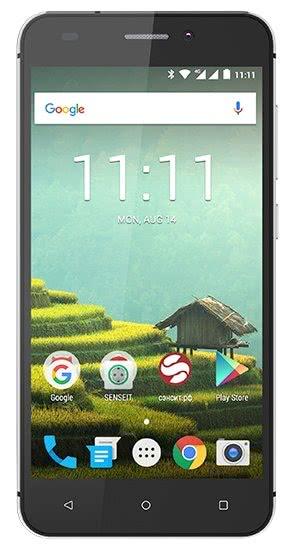 Смартфон SENSEIT T100