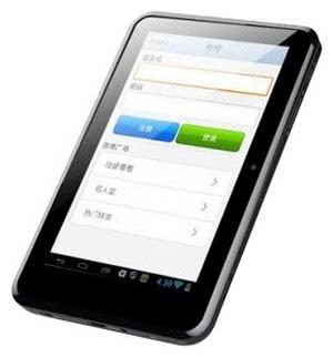 Планшет ZTE E9 8Gb 3G