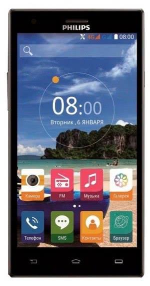 Смартфон Philips S616