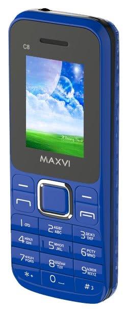 Телефон MAXVI C8