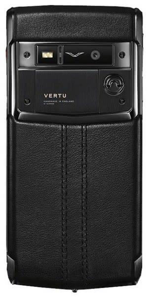 Смартфон Vertu Signature Touch Pure Jet Calf