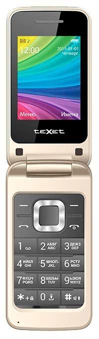 Телефон teXet TM-204