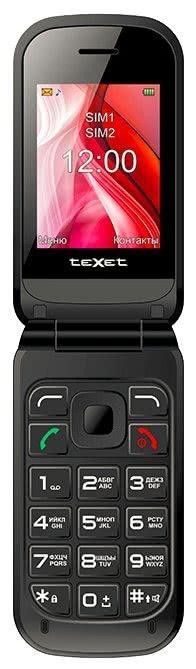 Телефон teXet TM-B216