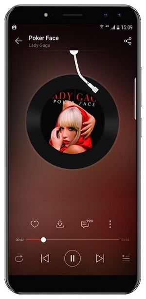 Смартфон Ulefone Power 3
