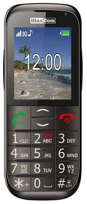 Телефон MaxCom MM721