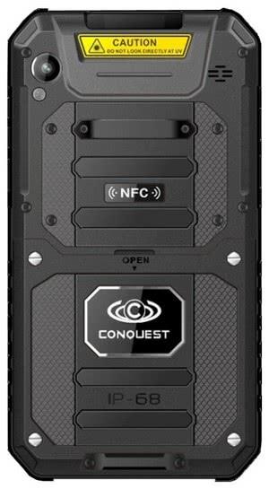 Смартфон Conquest S10