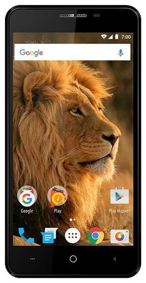 Смартфон VERTEX Impress Lion dual cam 3G