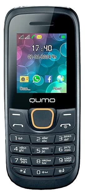 Телефон Qumo Push 184 GPRS