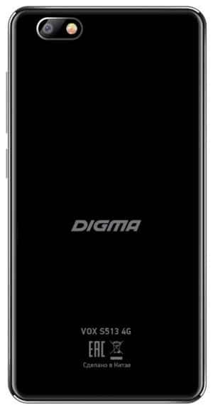 Смартфон Digma VOX S513 4G