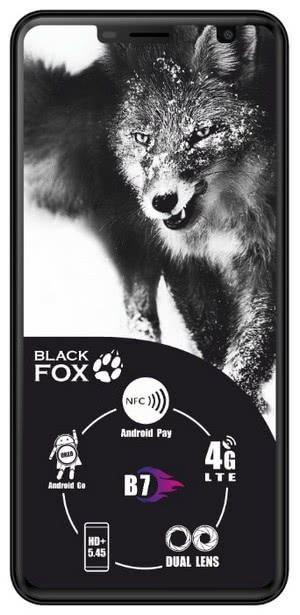 Смартфон Black Fox B7