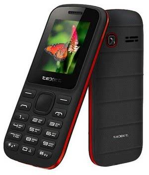 Телефон teXet TM-130