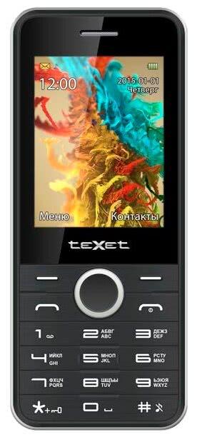 Телефон teXet TM-D301