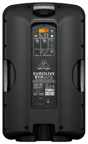 Акустическая система BEHRINGER Eurolive B115MP3