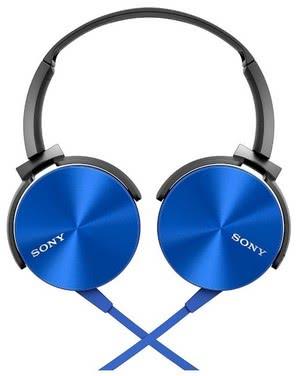 Наушники Sony MDR-XB450AP