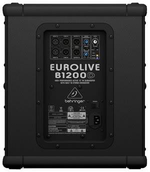 Сабвуфер BEHRINGER Eurolive B1200D-PRO