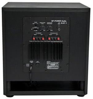 Сабвуфер MT-Power Blust 2