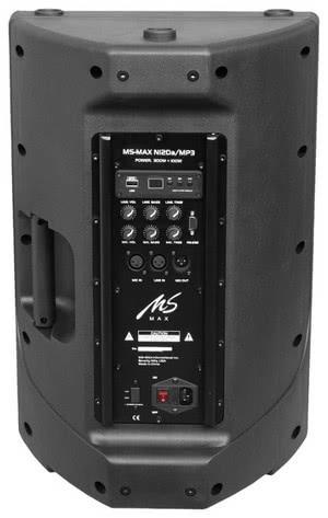 Акустическая система Ms-Max N12Da/mp3