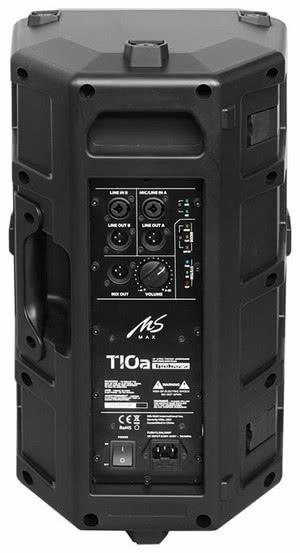 Акустическая система Ms-Max T10a