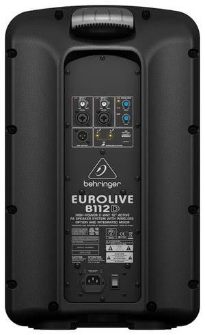 Акустическая система BEHRINGER Eurolive B112D