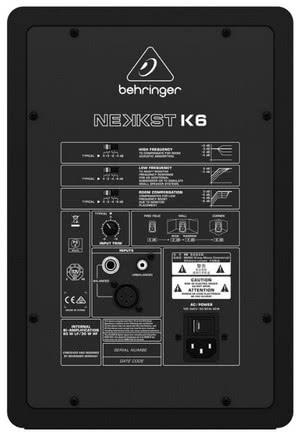 Акустическая система BEHRINGER NEKKST K6