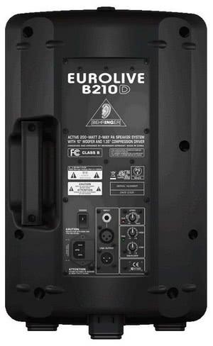 Акустическая система BEHRINGER Eurolive B210D