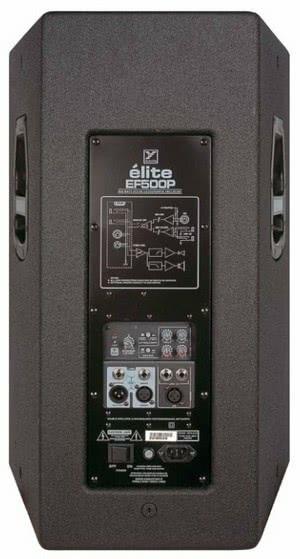 Акустическая система Yorkville EF500P