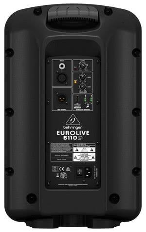 Акустическая система BEHRINGER Eurolive B110D
