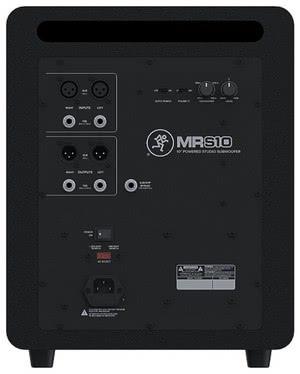 Акустическая система Mackie MRS10
